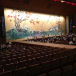 巳之助が格好いい!平成30年6月歌舞伎鑑賞教室「連獅子」オススメ度の星評価!